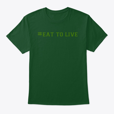 eat to live green
