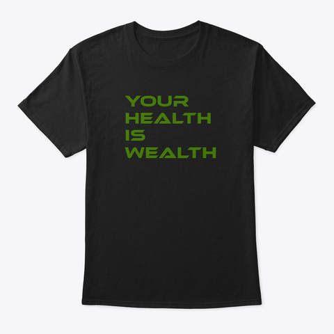 health is wealth short